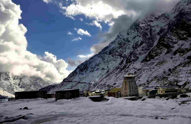Kedarnath - The Rock of Kedarnath 2020