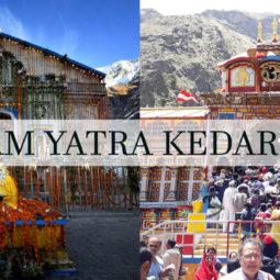 केदारनाथ बद्रीनाथ दो धाम यात्रा- Know All About Kedar Badri Yatra