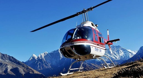 affordable chardham yatra by helicopter